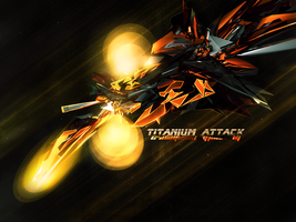 Titanium Attack by zankay