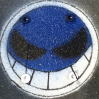 Happy Ace Emblem (from One Piece) by Spray-n-play