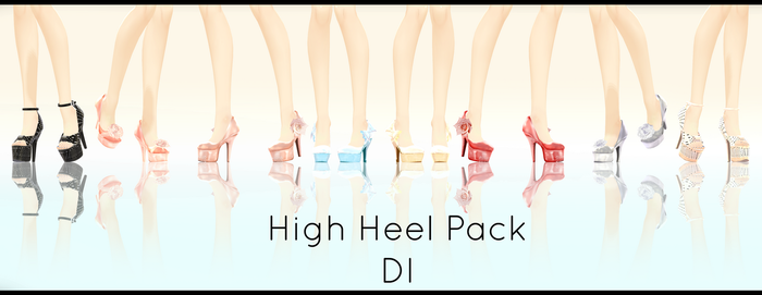 .:High Heels:. Dl by Crystallyna