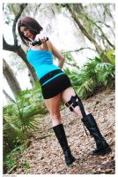 Jill Valentine Photo Shoot 4 by NoFlutter