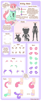 Kitty-Bats - Species Guide  -CUSTOMS CLOSED! by Kitty-Vamp