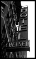 Chelsea Hotel by renela