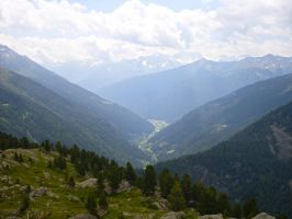 Val di sole- Sole Valley by ChR1sAlbo