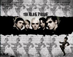 the black parade by helenawilliams