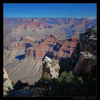 Grand Canyon by aponom