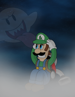 Waaaaaaaa! Luigi's Mansion! by TheFightingMongooses