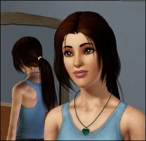 Lara croft sims 3 , New TR by Alexis-Croft111