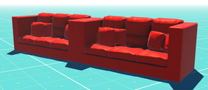Couch by EpicLilg
