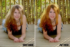 Before and After V by neurotic-imaging