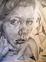 Self Portrait by Morganellie