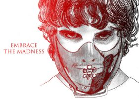 Hannibal season 2: Embrace the Madness by ZacharyFeore