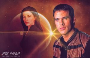 Farscape: Anisotropic Edit. by nerdboy69