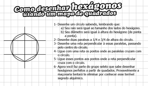 How to draw hexagons by asbeltc