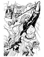 Green Arrow 29 p22 by Miketron2000
