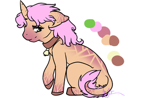 Kaily- Adoptable entry by LeRainbowTurtle