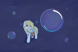 Bubbles by JoyfulInsanity
