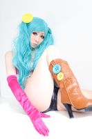 Miku Hatsune cosplay 9 by HoNeYbEeMai