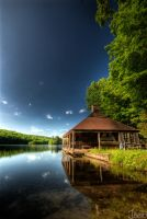 Glynwood Boathouse by jnati