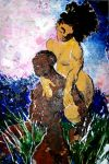 Adam and Eve by samax