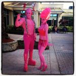 Frankenberry and Bride of Frankenberry by megmurrderher