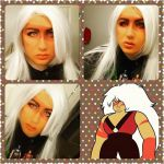 Me Jasper Bodypaint Test by lexielou139