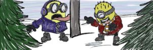 Minions at Play by Manda-of-the-6