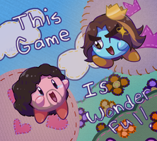 This Game Is So Wonderful by uricurr1