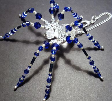 Asibikaashi Birthstone Collection Sept's Sapphire by Crafted-DreamScapes