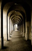 Under The Arches by lobstergirlfrommars