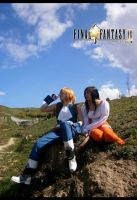 FF IX: Looks at the sky by KuroKyuk