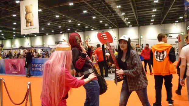 MCM May Comic Con 2015 Picture 127 by ArcanePhotographer
