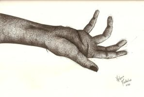 The Hand by Lena-LU