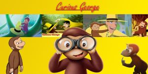 Curious George by Inanu-Reori