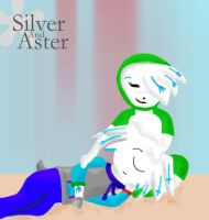 :Trade: Silver and Aster by For-Always