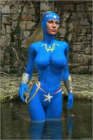 The Wetsuit by Paul Poser by ladytania