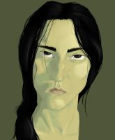 HP - Color Practice - Severus by ArcanePrayer