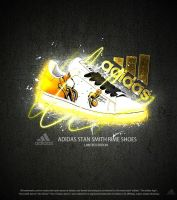 ADIDAS STAN SMITH - my shoes by TonioSite