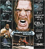 Survivor Series Handicap HIAC by DanielCage