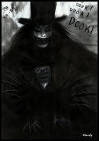 The Babadook by waningmoon7