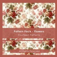 pattern pack flowers by download12342