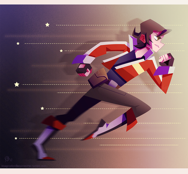 Run Keith Run! by RobinRBlake