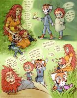 Thundercats - Families part 4 by piku-chan
