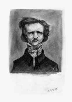 POE Caricature by mr-potato