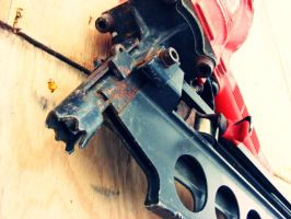 A Gun of Support by JeremyC-Photography