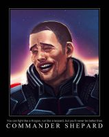 """You can fight like a Krogan-"" by axl99"