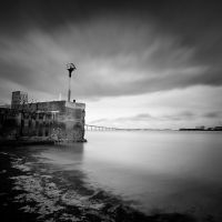 The pier and the bridge 3 by marcopolo17
