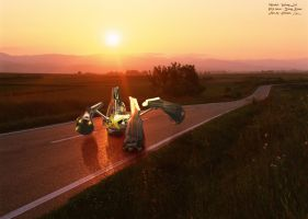The Way Home by Alma1129