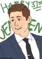 Happy 37th, Jensen! by cry-sexual