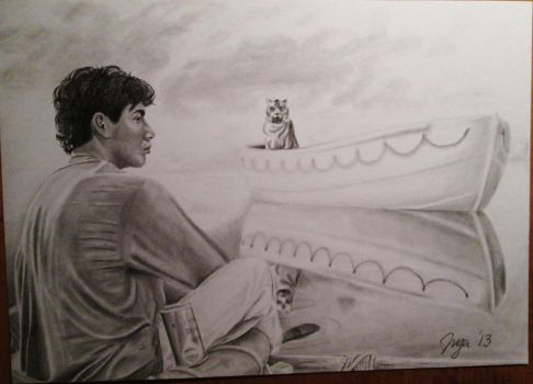 Life of Pi by reacool
