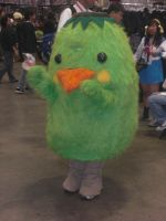 Gian Green Bird AX 2009 by xLinaChan07x